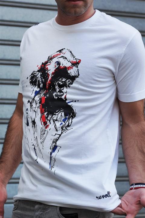 T-shirt REVOLT - La Marianne